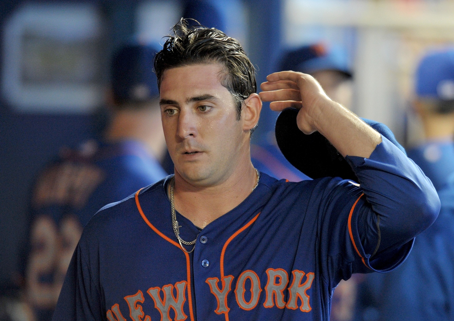 Matt Harvey Eligible To Pitch In Arizona Fall League