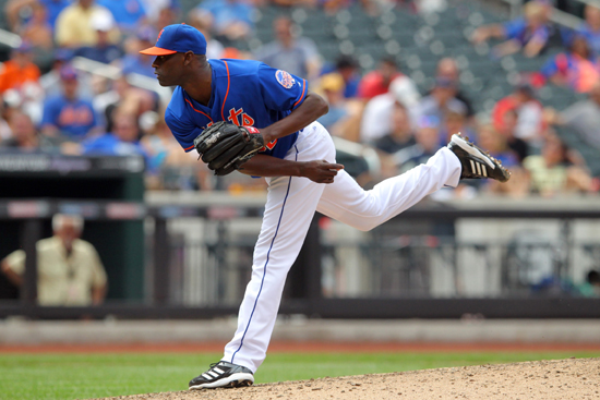 Hawkins Earns Career Save No. 100 In 4-3 Mets Win Over Philly