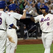 Wheeler Wins His Sixth and Mets Blast Two Homers To Beat The Braves 5-3