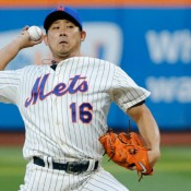 Mets vs Indians: Dice-K Still Searching For First Win, Parnell Still Not Close To Return
