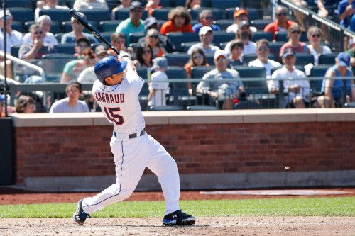 travis d'arnaud first homer