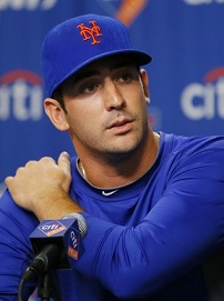 Alderson Says Harvey Injury Will Not Alter His Plan For Mets