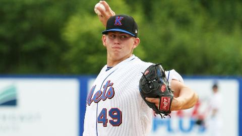 Chris Flexen Is Flexing Some Muscle In The Appalachian League