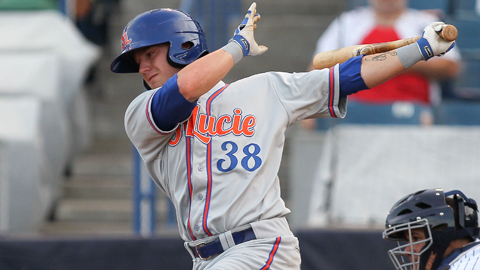 MiLB: April 29 - St. Lucie Mets at Tampa Yankees