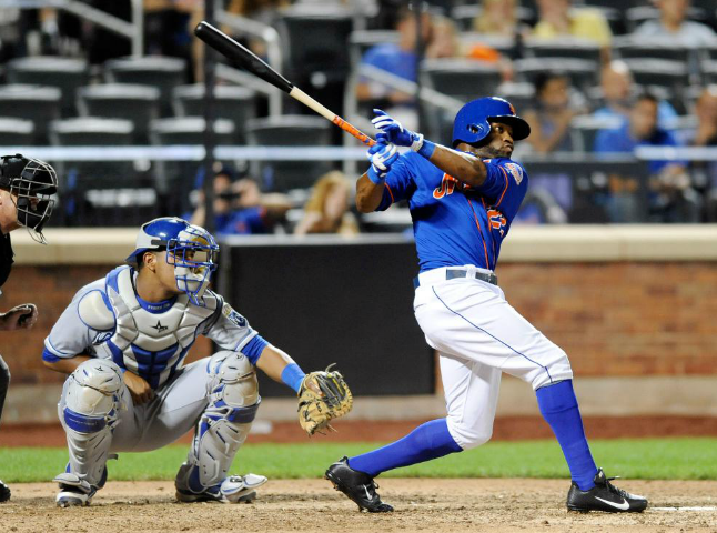 Forever Young: EYJ Makes His First Met Home Run A Memorable One