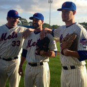 Ya Gotta Believe: Mets Starting Pitching Is Not Far From NL's Elite