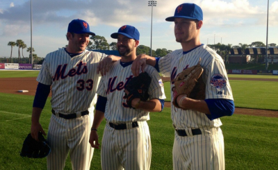 Can Dillon Gee Crack 2015 Mets Rotation?