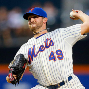 Niese Hurls A 3-Hit Shutout In 5-0 Win Over Phillies