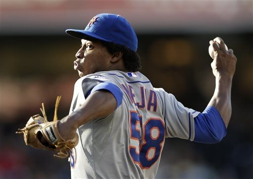 Mets Want Mejia To Earn The No. 5 Starter Job