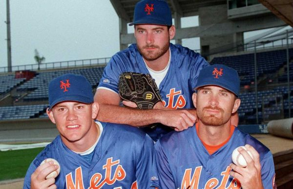 From the Organization That Brought Us Generation K, the Mets Now Present Generation DL