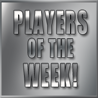 MMO Players of the Week: 3D Edition – Duda, den Dekker and Dillon