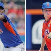 Mets Reassign Syndergaard and Montero to Minor League Camp