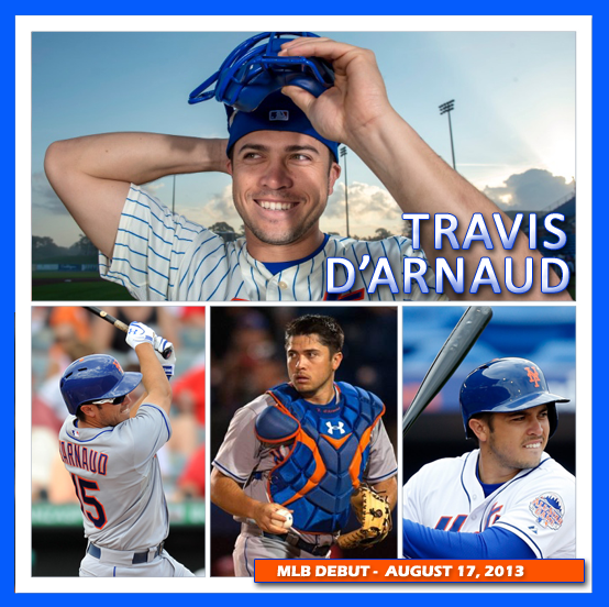 travis d'arnaud debut