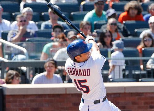 travis d'arnaud first hr