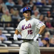 Collins and Coaches Not Worried About d'Arnaud's Struggles