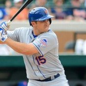Travis d'Arnaud Named MLB's Top Catching Prospect