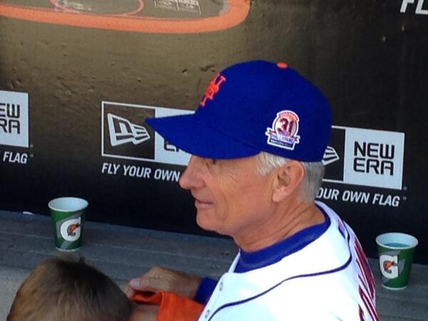 Video: Terry Collins On 2014, Murphy, Lagares, More…
