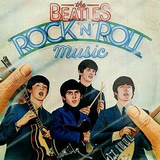 BeatlesRockNRollMusicalbumcover