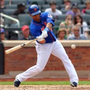 Juan Lagares, The Center Of Attraction