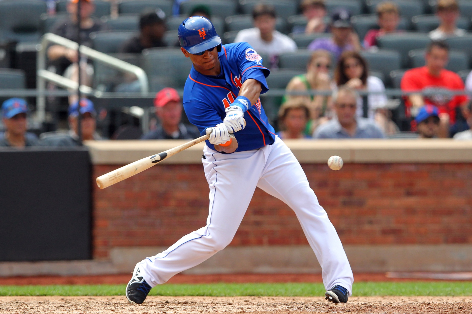 Will Juan Lagares Lose Playing Time In Center Field To Chris Young?