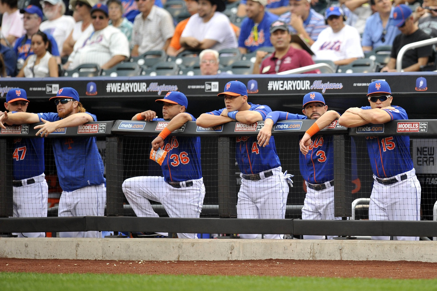 Mets Alter Meal Schedule In Attempt To Improve Home Record