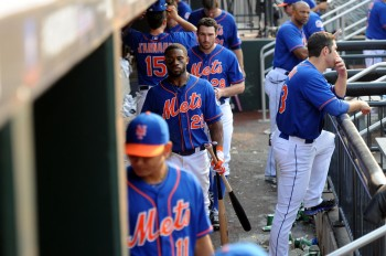 sad mets bench