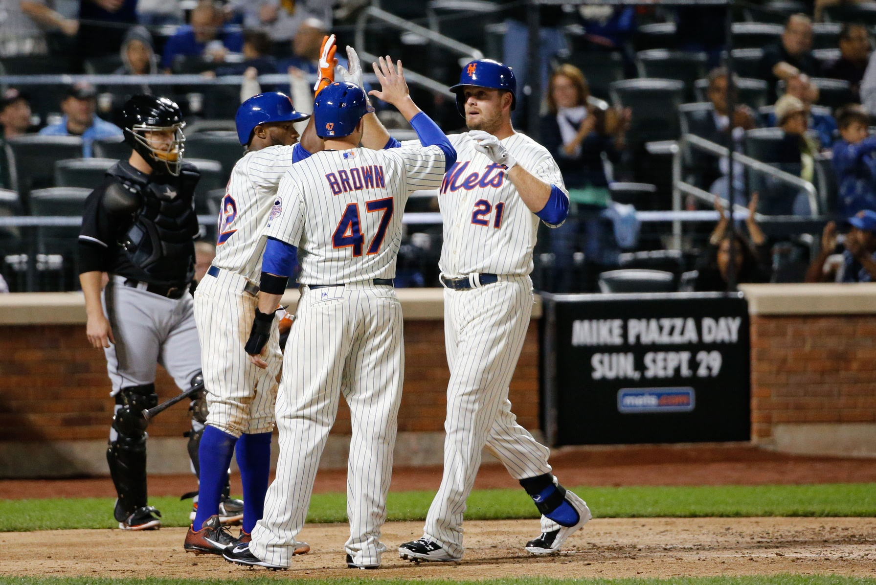 Lucas Duda Getting His Chance To Shine At First Base