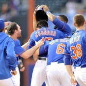 D'Arnaud Gives Mets 1-0 Walk-off Win Against Marlins
