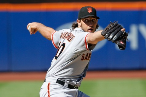 Bumgarner Outduels Niese In Mets 2-1 Loss To Giants