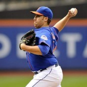 Giants vs Mets: Harang Goes Up Against Cain, Centeno Starts At Catcher