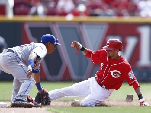 billy hamilton out
