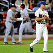 Mets Pitching Suffers, Gio Lights Out In 9-0 Blowout