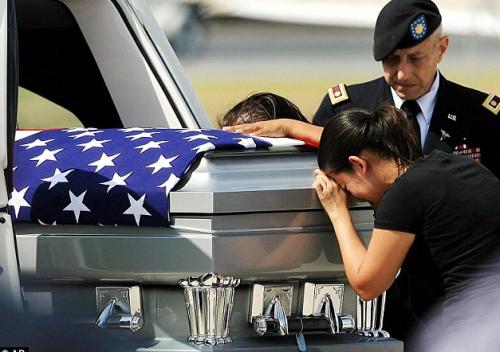 coffin soldier