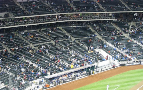 crows empty citi field