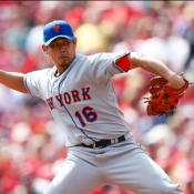Dice-K Still Remains In The Mix For The Mets