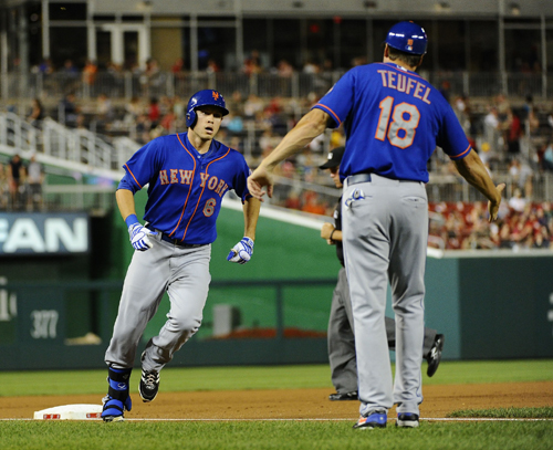 Mets Fall Apart Late, Lose 6-5 To Nationals