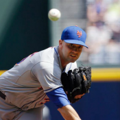 Mets Notes: Lagares Swings, Gee Throws