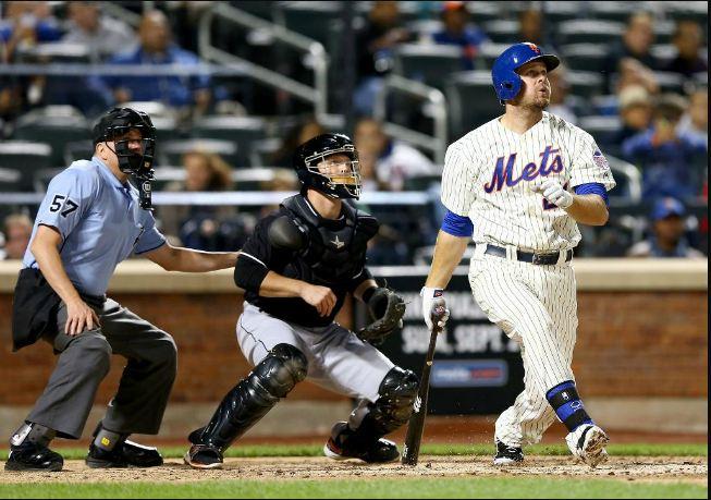 Niese Deals, Mets Find Power Stroke In 4-3 Victory