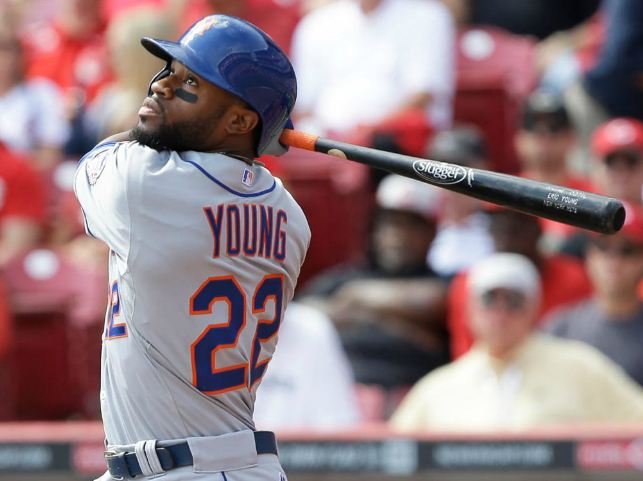 Eric Young Says His Favorite Position To Play Is Leadoff