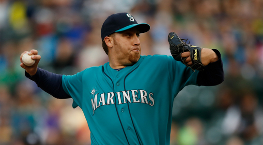 Mets Announce Aaron Harang Will Start Thursday Against The Nationals