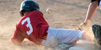 little league baseball kids