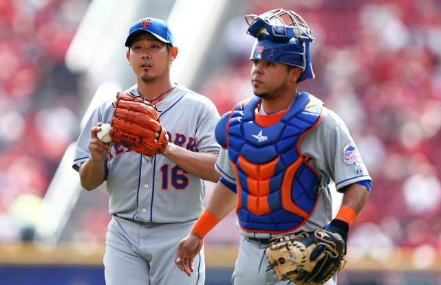Road Warriors: Mets Take Down The Reds In 1-0 Thriller At Great American