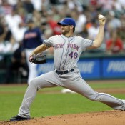 Mets Notes: Niese May Throw Saturday, Eric Young Out Through Weekend