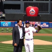 Video: Mike Piazza Inducted Into Mets Hall Of Fame