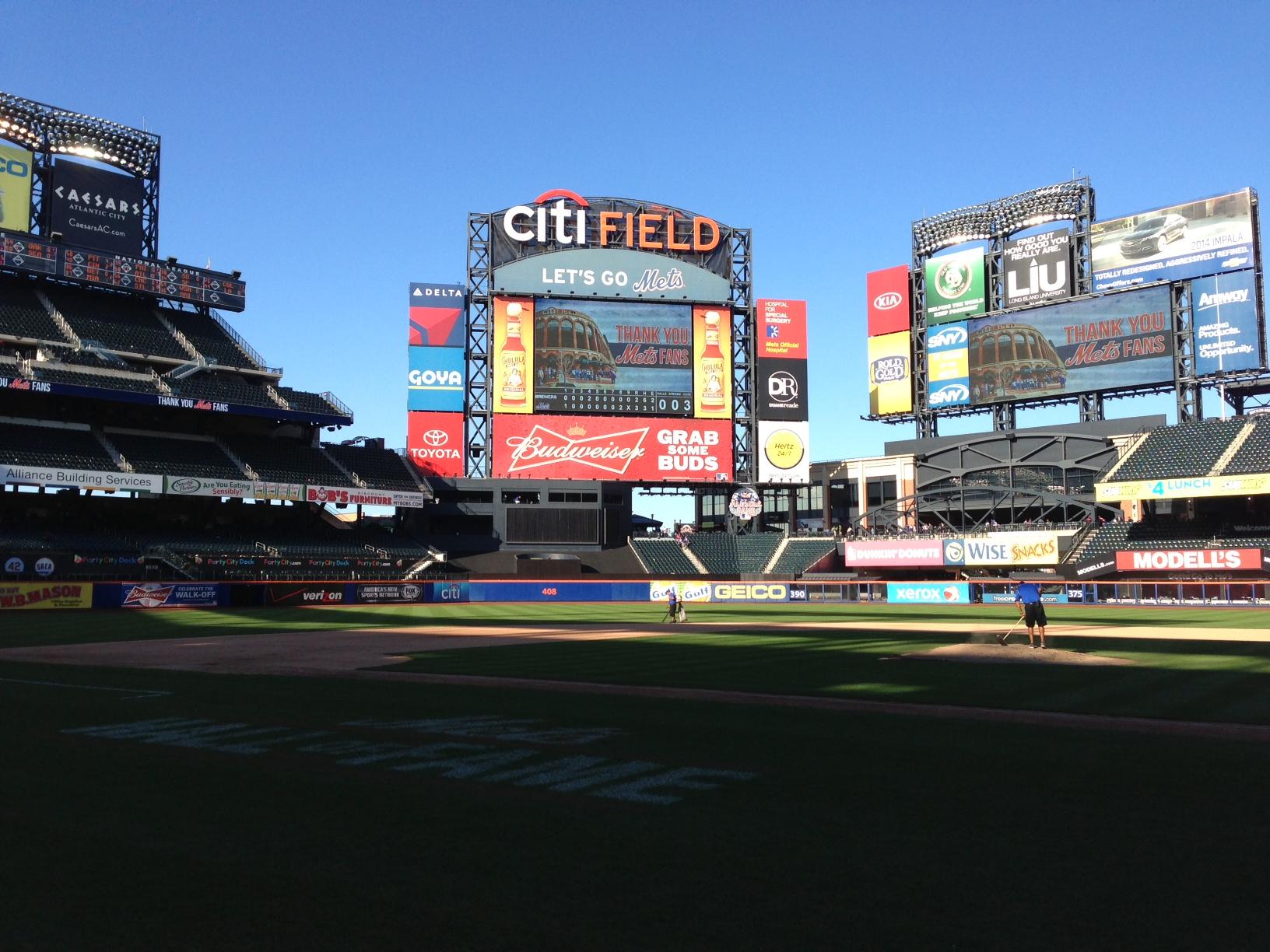Mets End Season On High Note, Besting Brewers In Season Finale 3-2
