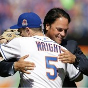 Mike Piazza To Throw Out Game 3 Ceremonial First Pitch