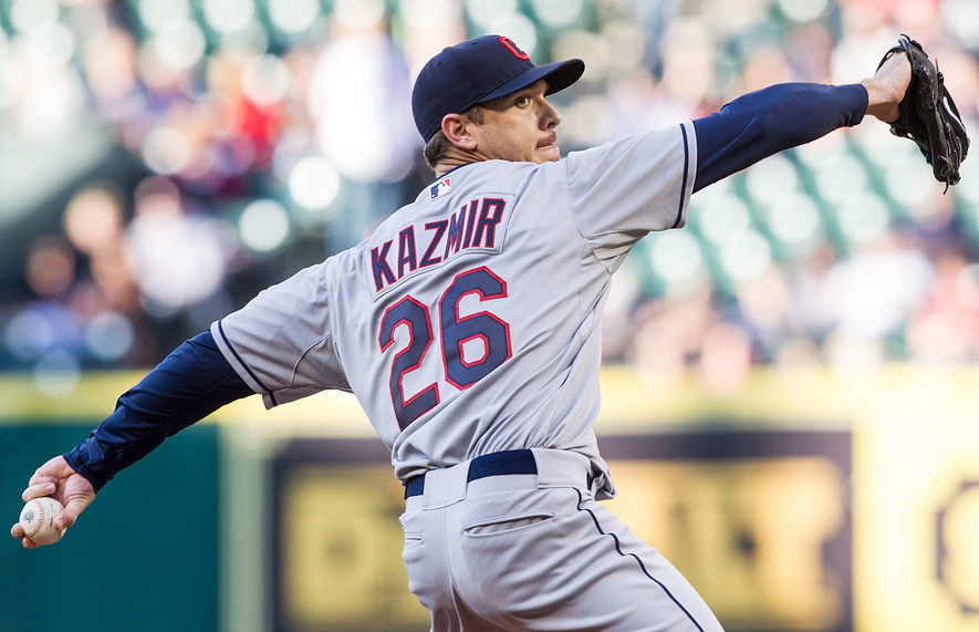 Is a Kazmir-Mets Reunion Possible In 2014?