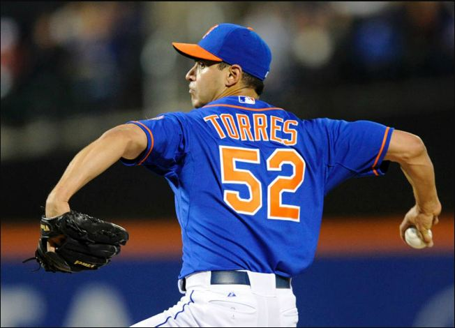 Carlos Torres has completely revamped his career and changed the complexion of the Mets bullpen since signing in 2013.