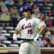 "D'Arnaud Batting .180, Calls His Performance ""Unacceptable"""