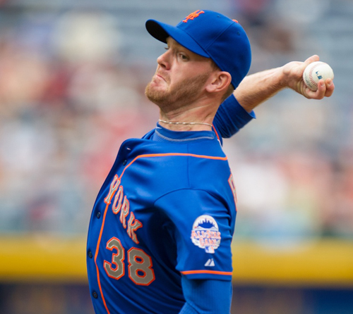 Letting LaTroy Hawkins Go Shows Mets' Faith In Vic Black